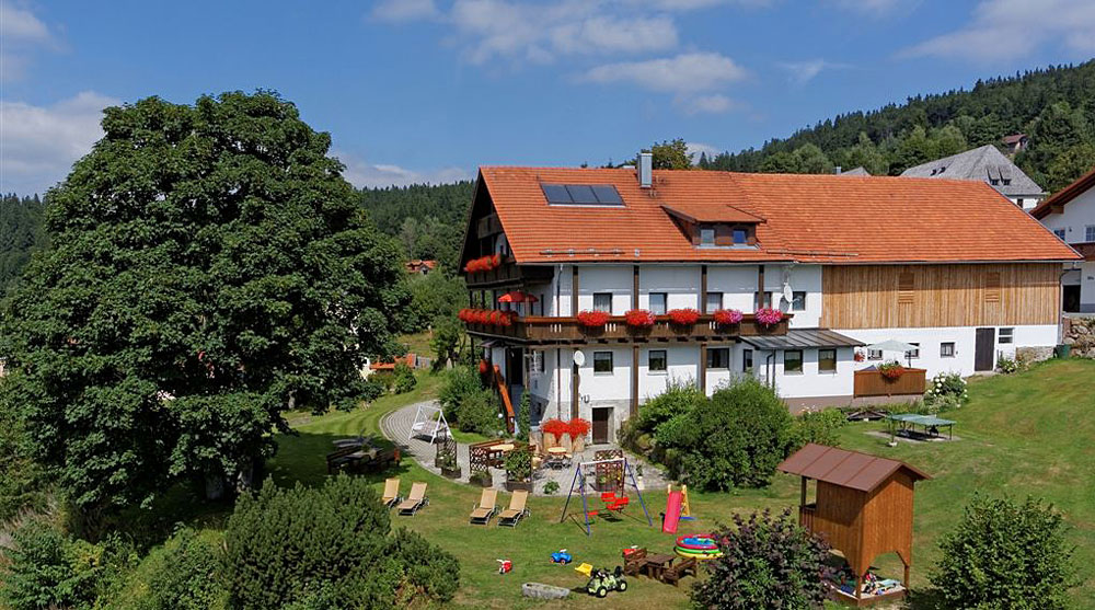 Wanderpension Draxlerhof am Nationalpark Bayerischer Wald